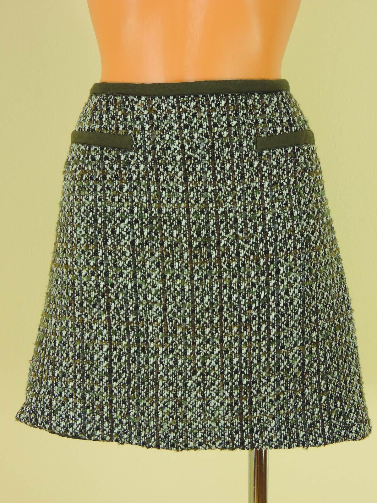 Teplá melírovaná sukně - Second hand online - Fashion Princess Kate ce6cafc153
